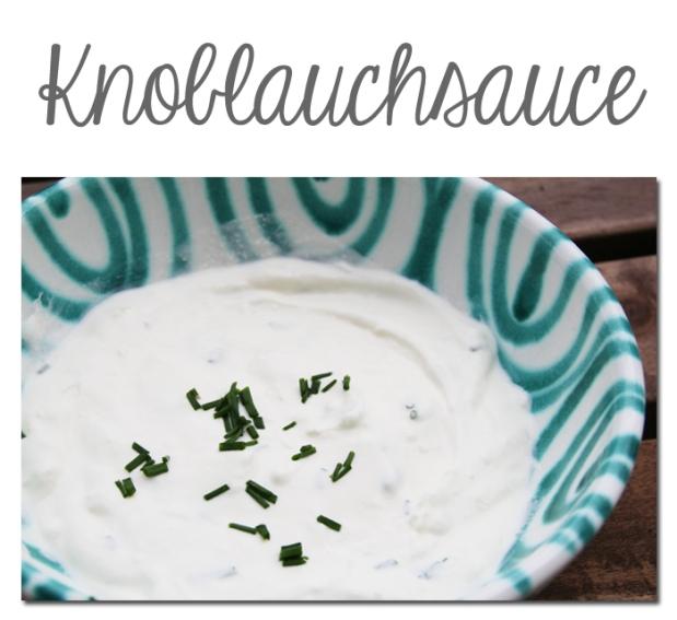knoblauchsauce
