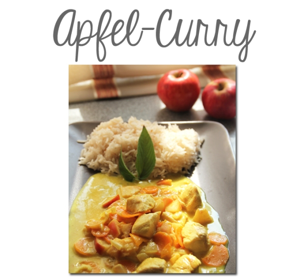 Apfel-Curry