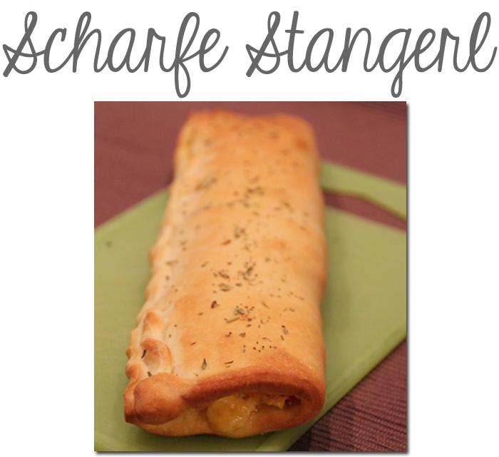 Scharfe Stangerl