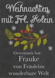 Frl Klein