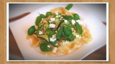 Sommer-Zucchini-Pasta