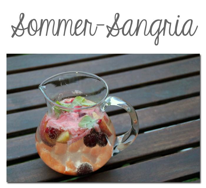 Sommer-Sangria